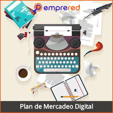 Pago de servicio quincenal plan de marketing digital
